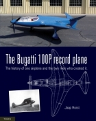 The Bugatti 100P record plane